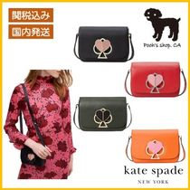 【Kate Spade】nicola twistlock small shoulderbag◆国内発送◆