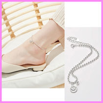 【Hei】smile & ball anklet〜スマイル&ボールアンクレット