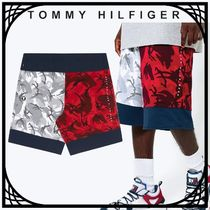 TOMMY JEANS TJ X AAPE FLAG SHORT 関税なし 国内買付 すぐ届く