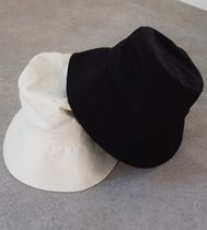日本未入荷!!【common by basic】linen bucket hat/2色