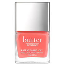 Butter London☆Coming Up Roses Patent Shine 10X Nail Lacquer