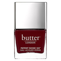 Butter London☆Afters Patent Shine 10X Nail Lacquer