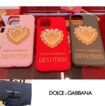 【Dolce & Gabbana】即対 DEVOTION iPhone11PRO/11PROMaxケース