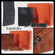【Superdry】Leather Travel Wallet Set レザーウォレットセット