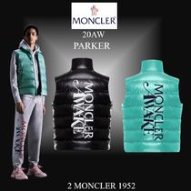 ★20AW★新作★2 MONCLER 1952★PARKER ナイロンパーカー