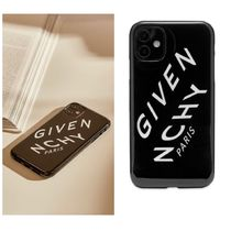 GIVENCHY REFRACTED ロゴ iPhone 11 ケース 関税送料無料