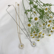 TWICEナヨン着用☆Vintage Daisy Necklace/VINTAGE HOLLYWOOD