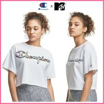 コラボ!! ☆Champion x MTV☆ Limited Edition Cropped Tee