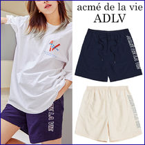 アクメドラビADLV★TWICE着用★SIDE EMBROIDERY SHORT PANTS_2色