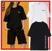 ☆BTS着用☆関税込☆TEEAZ☆BEYOND LETTERING LAYERED Round Tee
