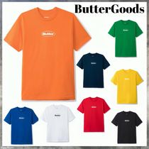 BUTTER GOODS☆Puff Badge Logo Tシャツ☆ 送料関税込!