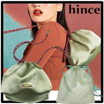 hince(ヒンス) バッグ・カバンその他 ★送料・関税込★hince★Mood Nest★ポーチ巾着バッグ