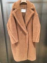 【Max Mara】Teddy Bear Icon Coat / Camel / IT買付