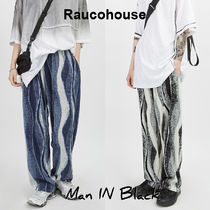 [送料込] Raucohouse◆WAVY PLEATS PANTS_韓国発