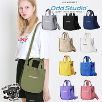 【Odd Studio】LOGO MINI CROSS TOTE BAG