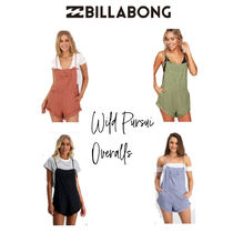 【Billabong】Wild Pursuit Overalls  ショート丈オーバーオール