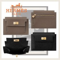 《HERMES》Kelly Pocket Compact ケリー コンパクト ミニ財布