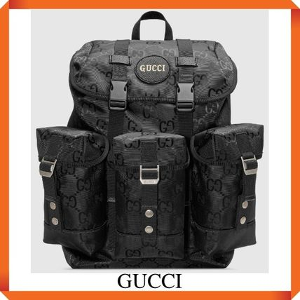GUCCI バックパック・リュック GUCCI Off The Grid backpack
