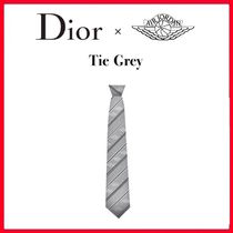 ☆【大注目コラボ】Dior☆ Air Jordan Tie /Grey