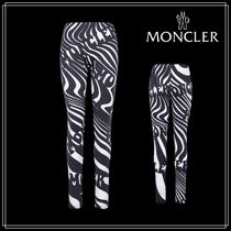 8 MONCLER RICHARD QUINN★LEGGINS★ナイロン/エラスタン★