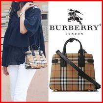 ★Burberry★BABY BANNER Tote bag ☆正規品・安全発送☆
