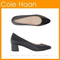 Cole Haan◆The Go-To 45㎜ ブロックヒールパンプス