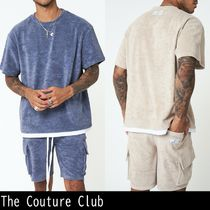 【The Couture Club】タオル生地セットアップ2色 *送料・関税込*