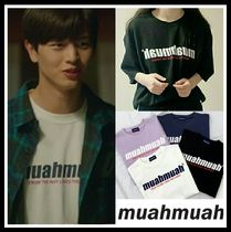 ★MUAHMUAH★BTOB 着用★THE WAY MUAH PRINTING T SHIRT★正規品