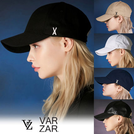 VARZAR☆TWICE♪ミナ着用☆STUD LOGO OVER FIT BALL CAP☆