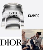 ★LIMITED EDITION★【DIOR】CITY LOGOボーダーCANNESカンヌ