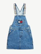【TOMMY JEANS】LOONEY TUNES DUNGAREE