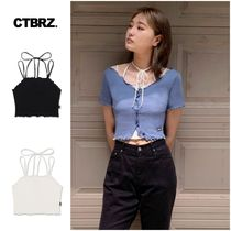 割引クーポン◯◆citybreeze◆CITY HALTER NECK SLEEVELESS〜
