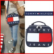 ★TOMMY HILFIGER★ロゴFLAG MINI CROSSOVER BAG☆大人気☆