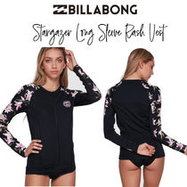 【Billabong】Stargazer Long Sleeve Rash Vest ラッシュガード