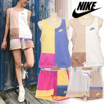 【NIKE】★セットアップ★AS W NSW ICN CLSH TOP&SHORT★国内発