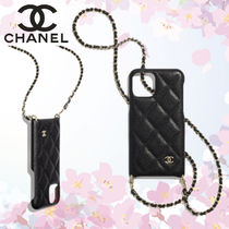 国内発送★CHANEL★iPhone XI Pro ケース