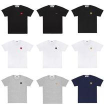 PLAY COMME des GARCONS(プレイコムデギャルソン) Tシャツ・カットソー PLAY COMME des GARCONS Tシャツ ハートワンポイント