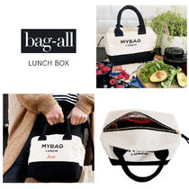 【Bag-all】関送込 新作 LUNCH BOX バッグ