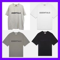 【即日発送可能】Essentials Fear of god 2020SS 3D logo Tee