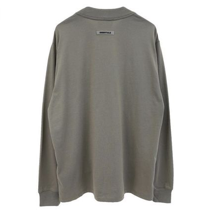 FEAR OF GOD Tシャツ・カットソー 【即日発送可能】Essentials Fear of god 2020SS 3D logo LS Tee(3)