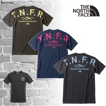【THE NORTH FACE】半袖 カラーへザードTNFR Tシャツ