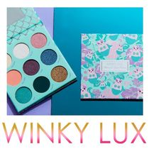 WINKY LUX☆MERMAID KITTEN PALETTE 9色アイシャドーパレット