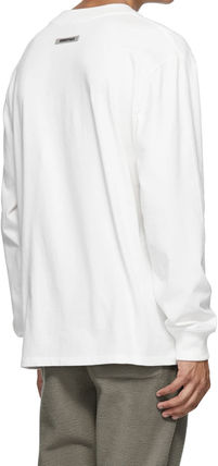 FEAR OF GOD Tシャツ・カットソー Essentials 長袖 Tシャツ ロンT a-36(6)
