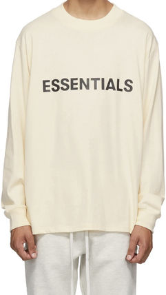 FEAR OF GOD Tシャツ・カットソー Essentials 長袖 Tシャツ ロンT a-36(7)