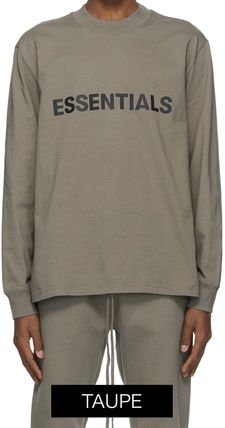 FEAR OF GOD Tシャツ・カットソー Essentials 長袖 Tシャツ ロンT a-36(11)
