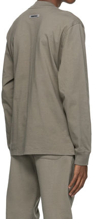 FEAR OF GOD Tシャツ・カットソー Essentials 長袖 Tシャツ ロンT a-36(12)
