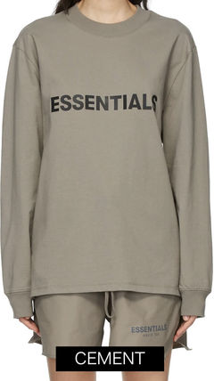FEAR OF GOD Tシャツ・カットソー Essentials 長袖 Tシャツ ロンT a-36(13)
