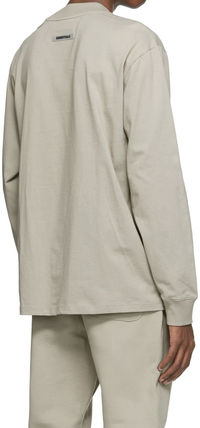 FEAR OF GOD Tシャツ・カットソー Essentials 長袖 Tシャツ ロンT a-36(16)