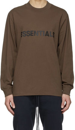 FEAR OF GOD Tシャツ・カットソー Essentials 長袖 Tシャツ ロンT a-36(17)