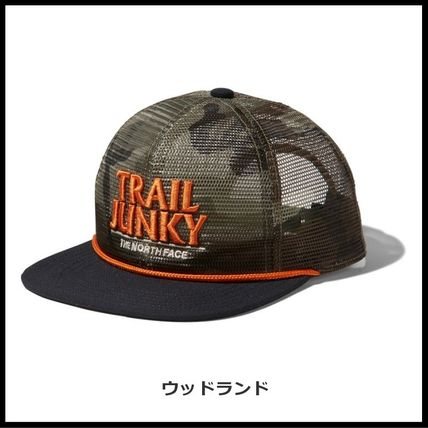 THE NORTH FACE キャップ 国内発送・正規品★THE NORTH FACE★MOUNTAIN ALL MESH CAP(5)